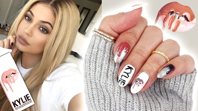 Kylie-Jenner-nails-style