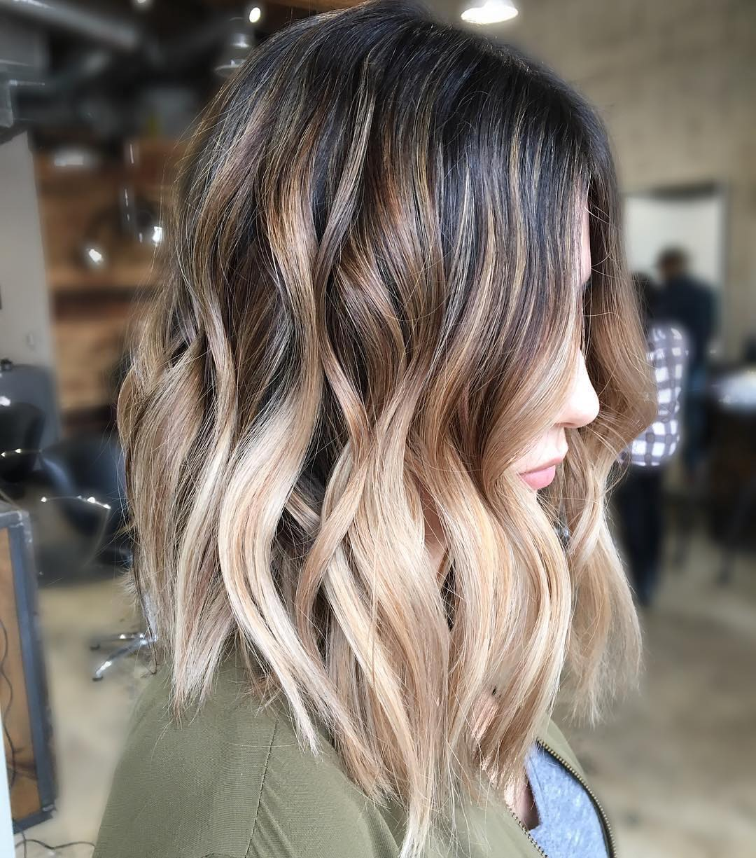 Pretty Balayage Ombre Hair Styles for