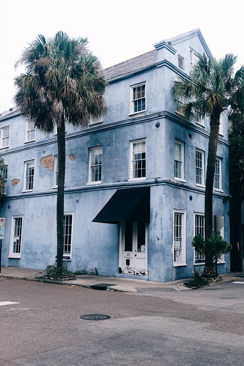Charleston, South Carolina guide de voyage via laurenconrad.com