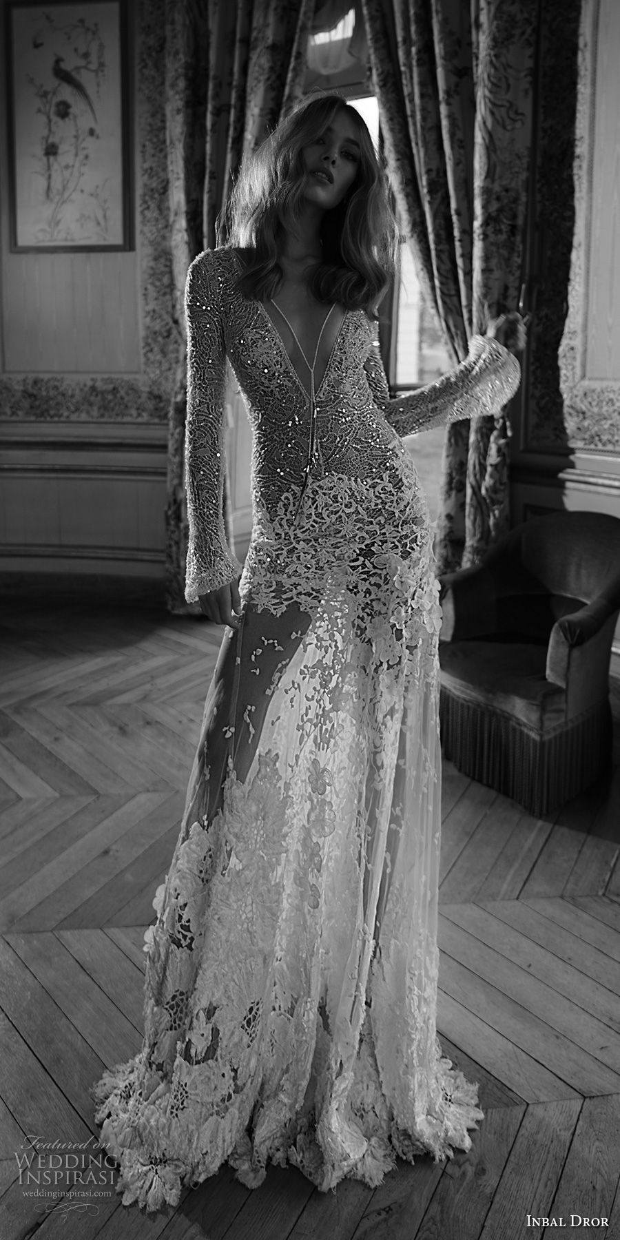 Inbal Dror Fall 2018 Robes de Mariée