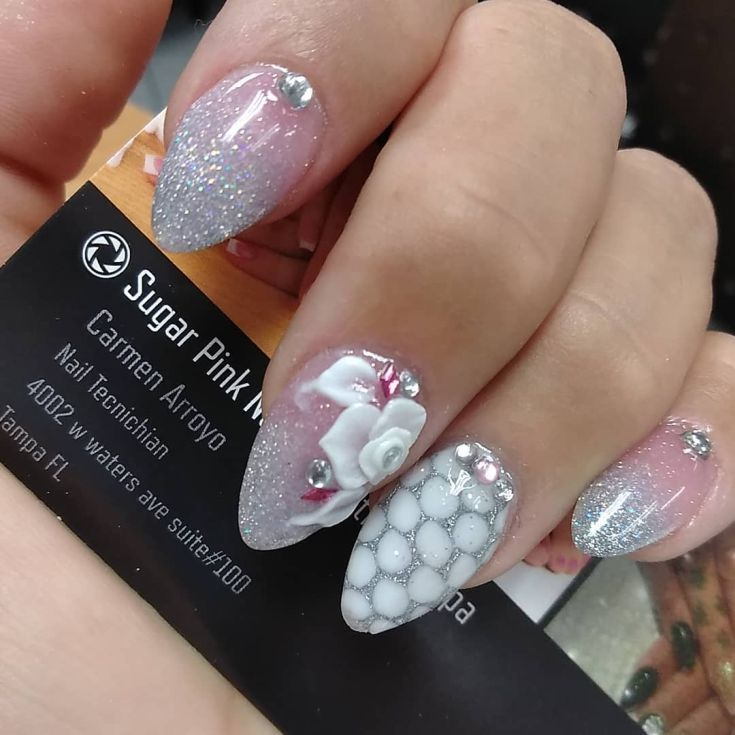 20 nail art gallery Acrylique nail art photos 2018