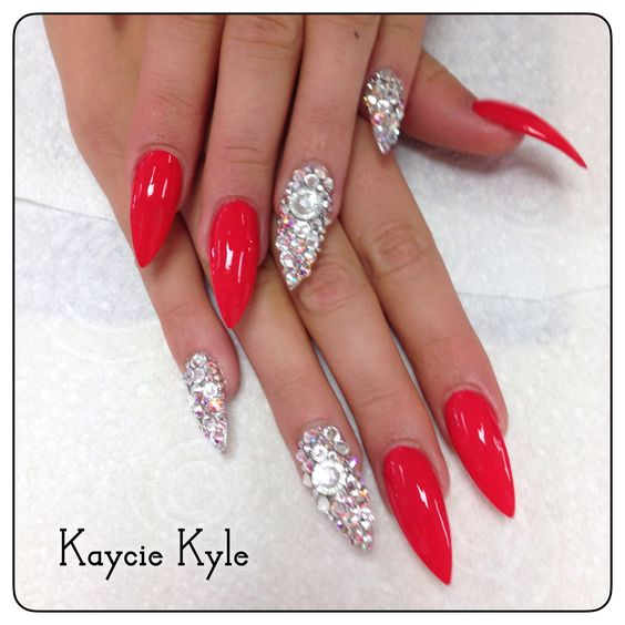 Ongles rouges 2018